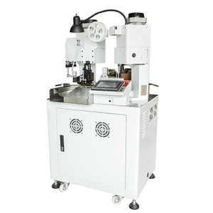 Cable Double-End Terminal Crimping Machine