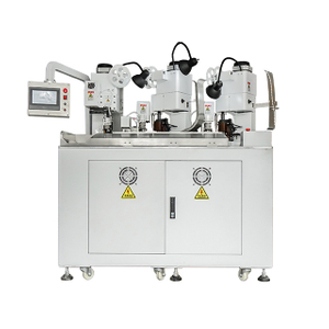 Two Wires Combined Terminal Crimping Machine
