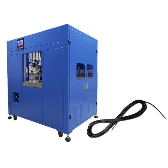 Fully Automatic Wire Cutting Winding Tying Machine