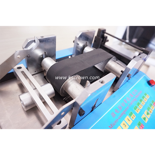 Customized Belt Drive Tubing Cutter Machine