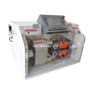 Rotary Bellows Pipe Cutting Machine