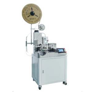 Wire Single End Seals Loading and Connector Crimping Machine