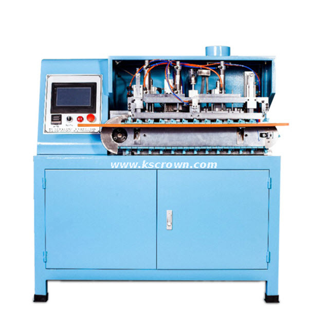 Wire Stripping Twisting and Tinning Machine