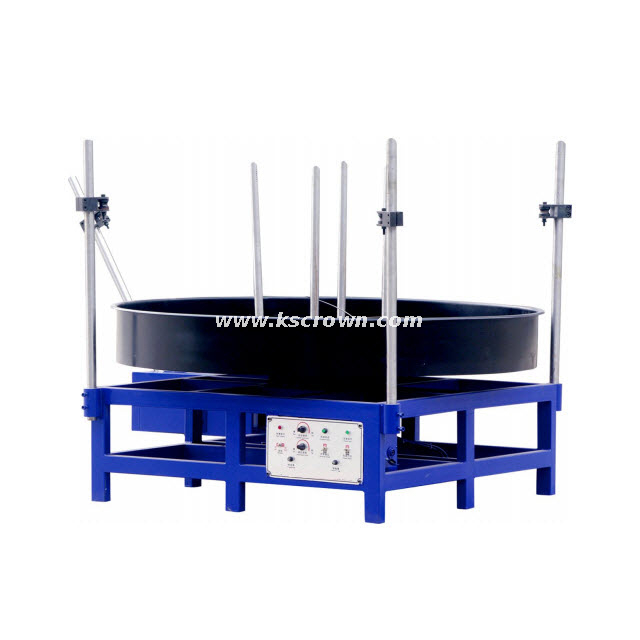 Camless Wire Rotating Spring Forming Machine