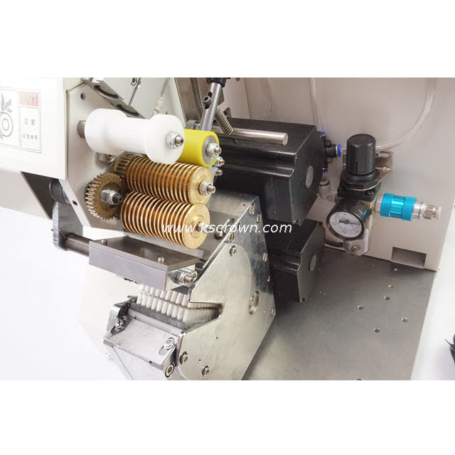Wire and Cable Tape Winding Machine