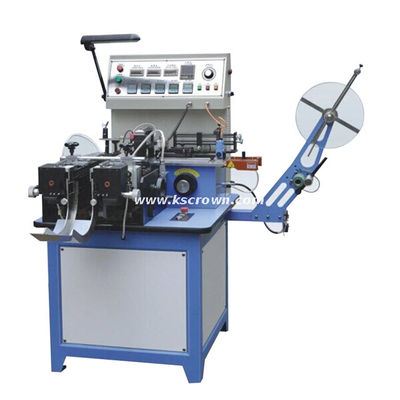 Clothing Label Cutting and Folding Machine