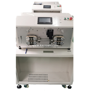 Wire Insulation Partial Stripping Machine