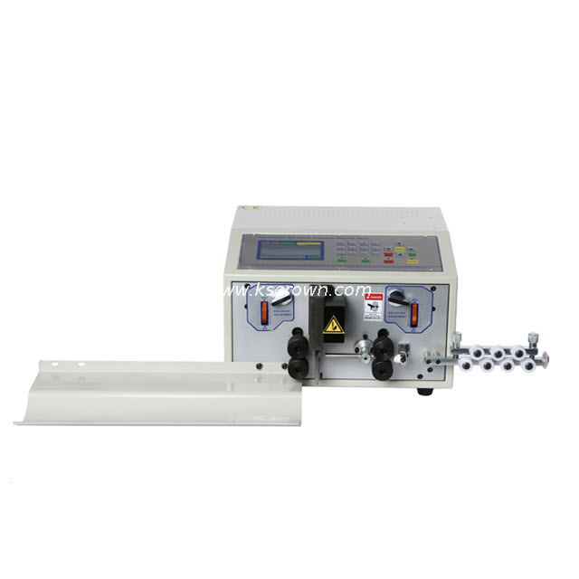 Fully Automatic Wire Cutting and Stripping Machine