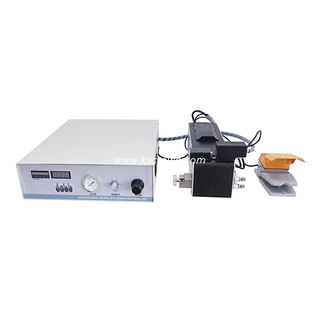 Ultrasonic Wire Splice Welder