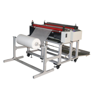 Stainless Steel Wire Netting Cutting Machine