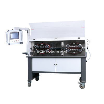 Large Gauge Cable Cutting & Stripping Machine