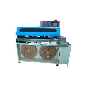 Fully-auto Multi-conductor Cable Crimping and Shrinkable Sleeves Inserting Machine WL-172