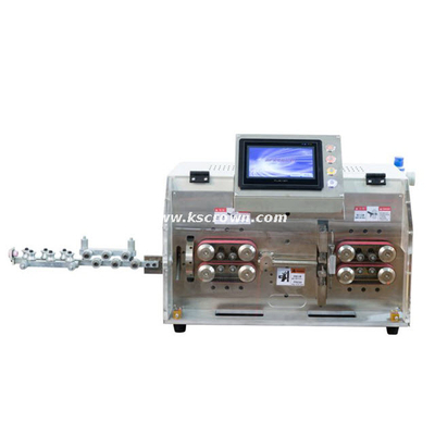 Round Multi-conductor Wire Insulation Stripping Machine