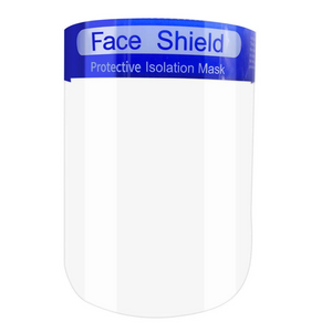 Protective Face Shield, Protective Isolation Mask