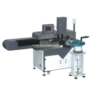 Fully Automatic Cable Piercing Crimping Machine
