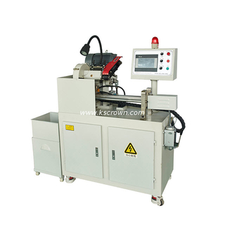Aluminum Rod Brass Tube Cutting Machine