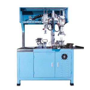 DC Power Cords Coiling and Tying Machine
