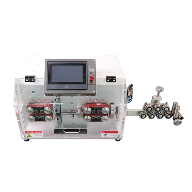 Multi-core Cable Cutting and Stripping Machine