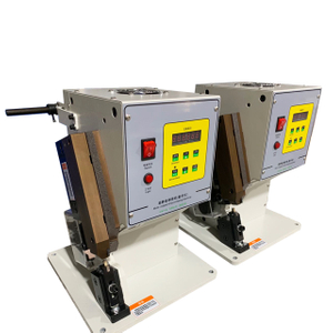 Copper Strip Crimping Splicing Machine