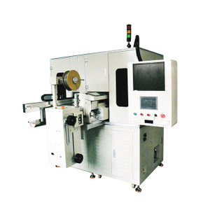 IPEX RF Coax Cable Connector Termination Assembly Machine