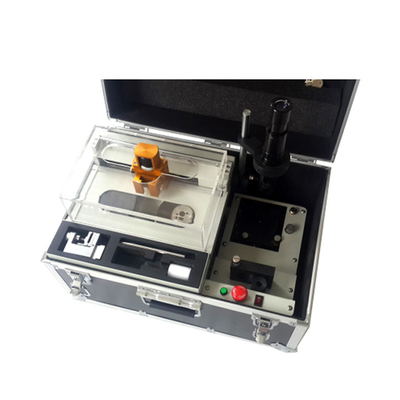 Portable Crimp Cross Sectioning Analyzer Equipment