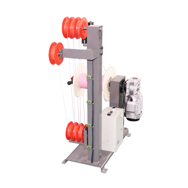 Wire and Cable Prefeeding Dereeler Machine