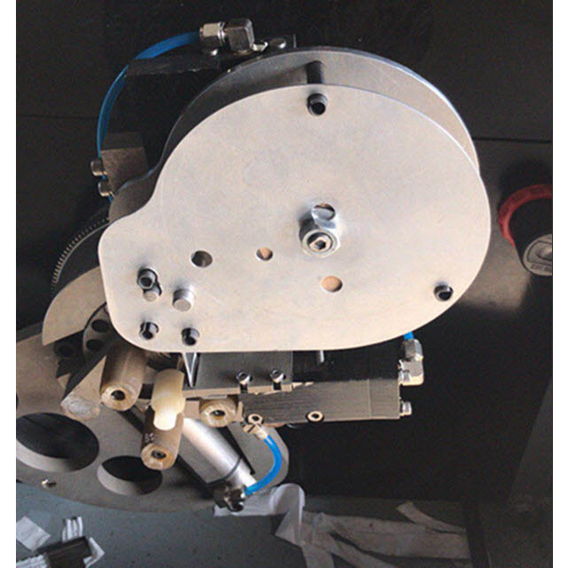 Automatic PTFE Tape Application Machine for Fittings