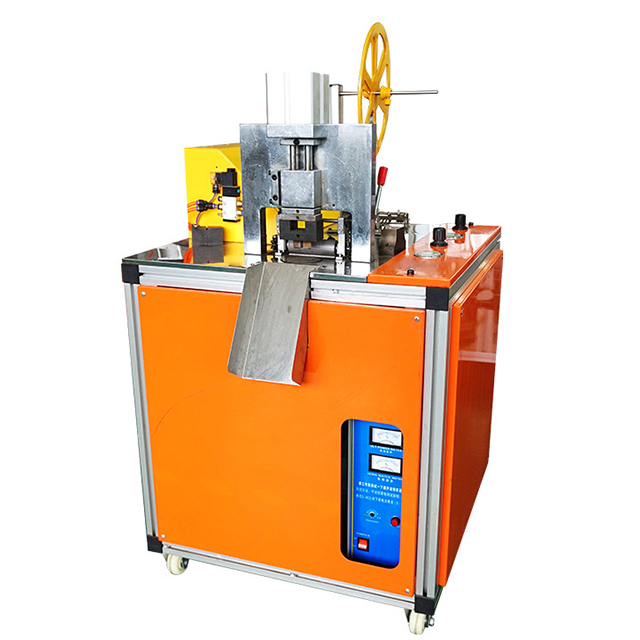 Ultrasonic Webbing Cutting and Punching Machine