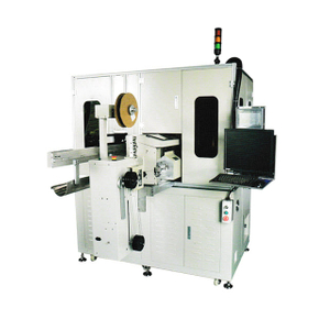 Fully Automatic Coax Cable Crimping and Tinning Machine