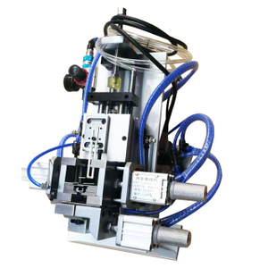 Pneumatic Multi-core Cable Stripping Machine
