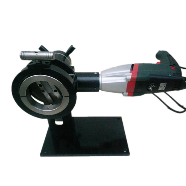 Portable Pipe Mouth Flat Machine