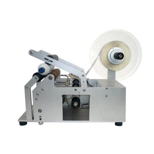 Semi-auto Round Bottle Label Applicator