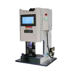 Servo Motor Driven Cable Terminal Crimping Machine