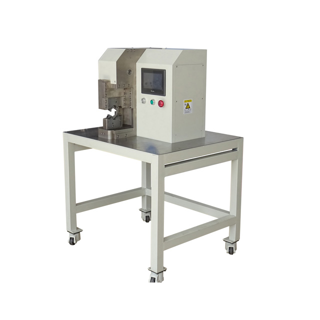 Hexagon Edge Wire Crimping Machine